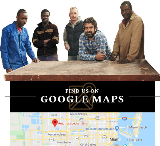 You Local 24/7 Locksmith Team on Google Maps