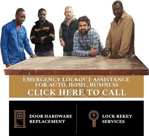 You Local 24/7 Locksmith Team